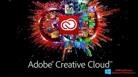 Ekran görüntüsü Adobe Creative Cloud Windows 8.1