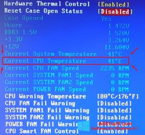 Ekran görüntüsü Boostek-9x Windows 8.1