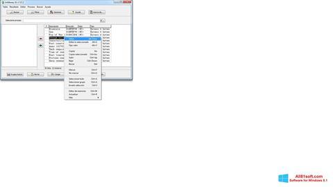 Ekran görüntüsü ArtMoney Pro Windows 8.1
