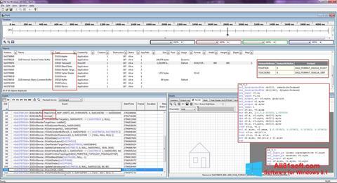 Ekran görüntüsü Direct3D Windows 8.1