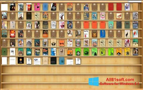 Ekran görüntüsü Bookshelf Windows 8.1