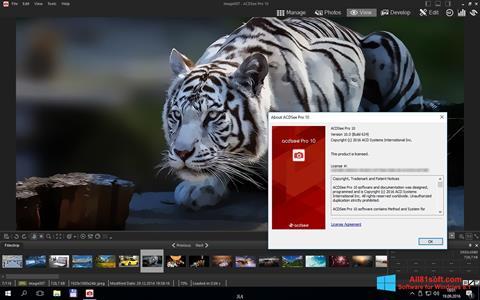 Ekran görüntüsü ACDSee Pro Windows 8.1