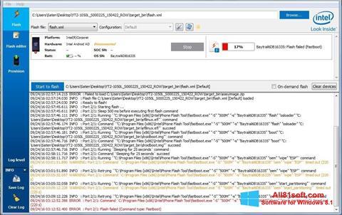 Ekran görüntüsü FlashBoot Windows 8.1