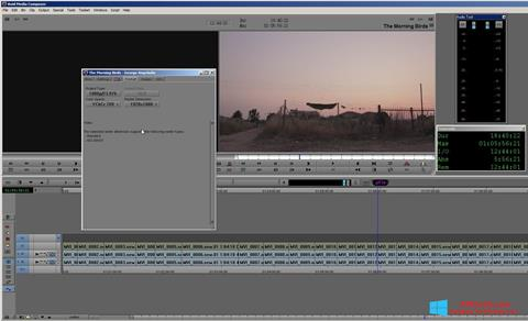 Ekran görüntüsü Avid Media Composer Windows 8.1