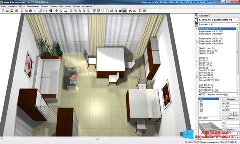 Ekran görüntüsü KitchenDraw Windows 8.1