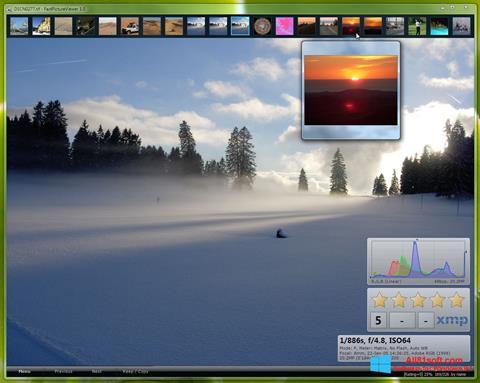 Ekran görüntüsü FastPictureViewer Windows 8.1